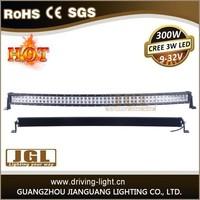 China Mamufacturer led 4x4 Light Bar Reflector 50 inch LED Bar Lights cree LED Marine Light bar