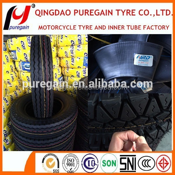 popular motorcycle tire tube sizes 3.00-18 3.50-18 3.75-18 motorcycle tires