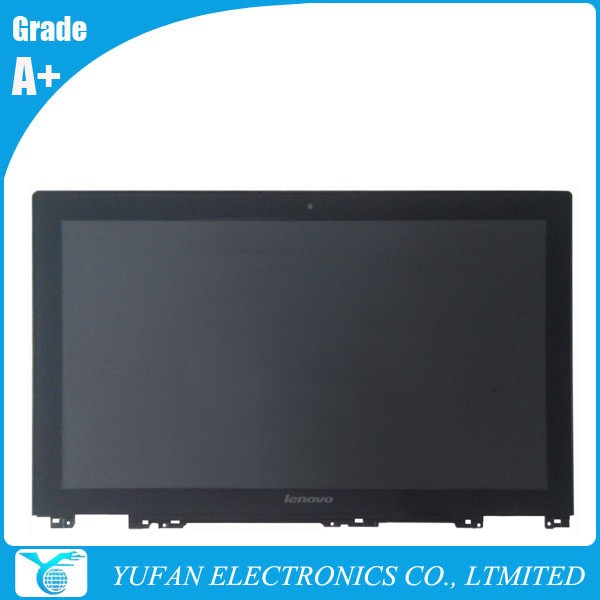 U530T Original new FRU 90400216 touch with bezel laptop computer screen