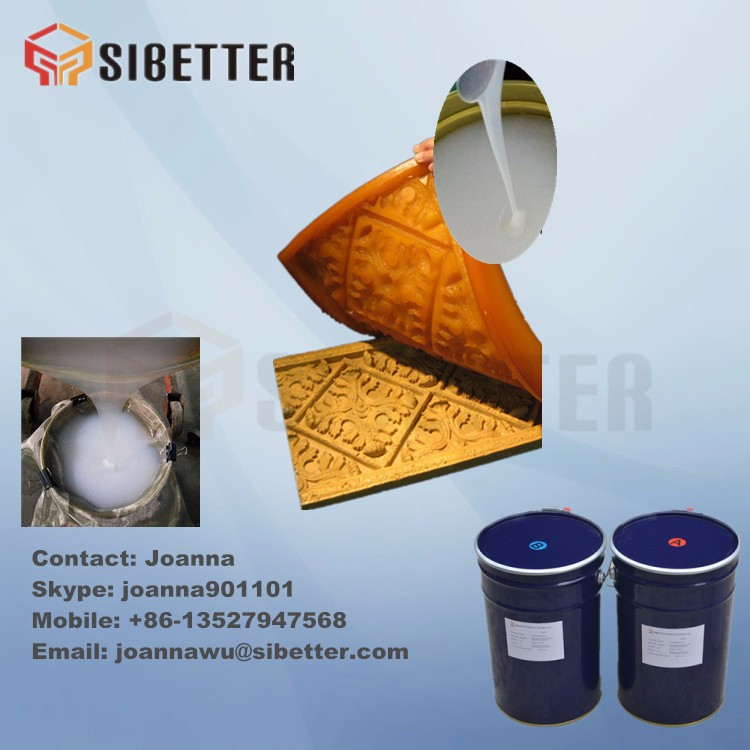 Factory Made Liquid Silicone Rubber for Concrete Statue Molds