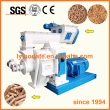 Wood chips/Straw/Grass /Biomass hammer mill and pelletizing machine