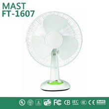 various of table fan parts/overhead circulating fan/110v 16 inch table fan