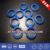 Heat resistant rubber waterproof lip silicone rubber gasket