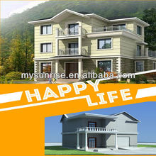 China easy assembled apartment for sale