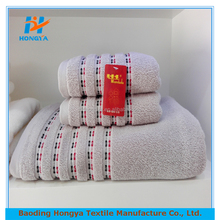 China OEM manufacturer pakistan cotton jacquard dobby custom bath towel