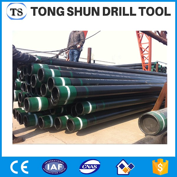 Alibaba steel pipe water well drilling tool casing pipe