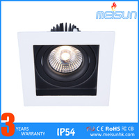 Wholesale 7W Warm White Adjustable Recessed