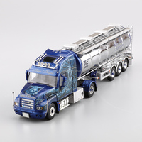 1 50 NL diecast oil tanker trailer 1/50 metal oil tank truck toy kids gifts