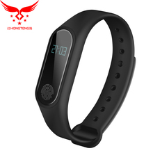 Wireless colorful activities remind sleeping monitoring blood pressure smart cicret bracelet with fitness tracker