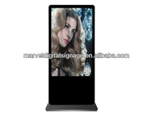 42 inch large touch screen monitor with network