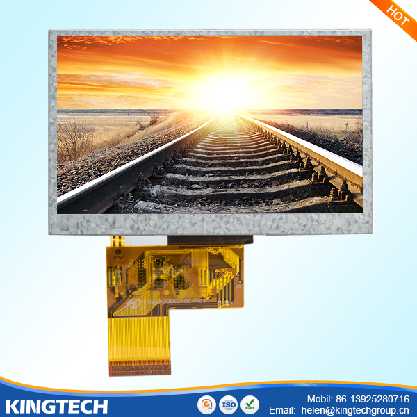 custom 800*480 kinco mt4210t 4.3'' china hmi touch screen