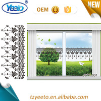 Clear Decal Printing PVC Window Static Cling Film