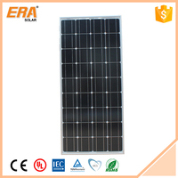 Easy install portable waterproof 100w solar panel