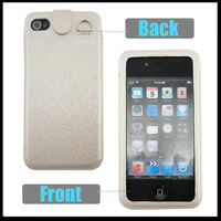 Ultra Slim Leather Vertical Flip Case Cover Pouch for iPhone 5S for iPhone 4s high quality phone cases