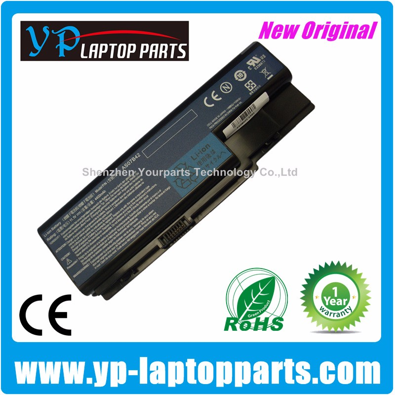 Replacement laptop battery ICK70, ICL50, ICW50, ICY70, JDW50 MS2221, ZD1, LC.BTP00.007 for acer laptop 5220 5230 5520 5530 5710