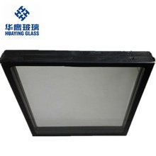 fog-proof insulated tempered low-e glass