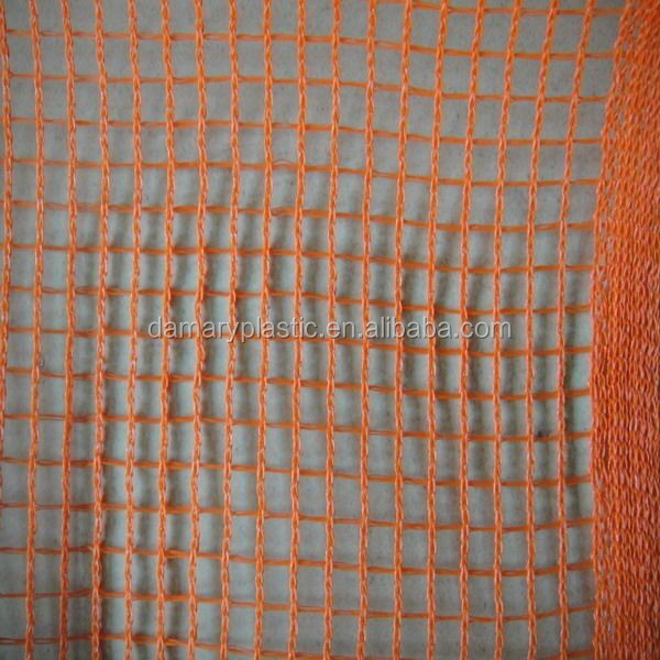 Ourdoor Orchard Knitted Shade Netting Exported to US