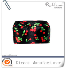 natural see through cosmetic bag for shopping and promotion