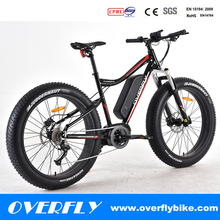 Overfly Mid drive 350w ebike XY-WARRIOR-M