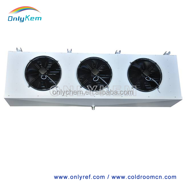 water rushed frost evaporator, electric defrost air cooler