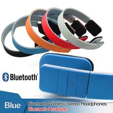 New Wireless Bluetooth Headset for Ipad iPhone 6 Plus 5 4 Smartphones LG legoo