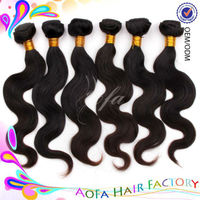 Wholesale Grade AAAA Direct factory price virgin remy brazilian hair weft