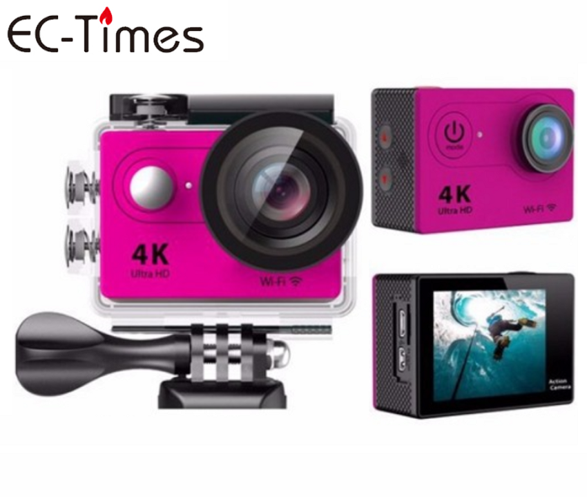 Action Sports Video Camera 4K 1080P Hd Action Camera Review