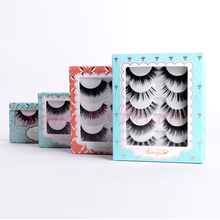 Best sale invisible clear band 3d faux mink hair strip false eyelashes
