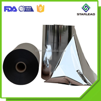Thermal retort metalized cpp film for food package hot lamination