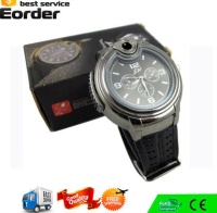 Gas Lighter Fctory,Butane Gas Cigarette/Cigar Lighter Refillable Gas Watch