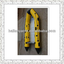 4.3m Aluminum Inflatable Racing Rowing boat