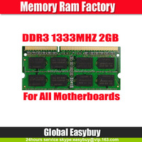 Wholesale computer store ETT chips 2gb ddr 3 ram