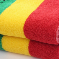 yarn dyed cotton sports towel