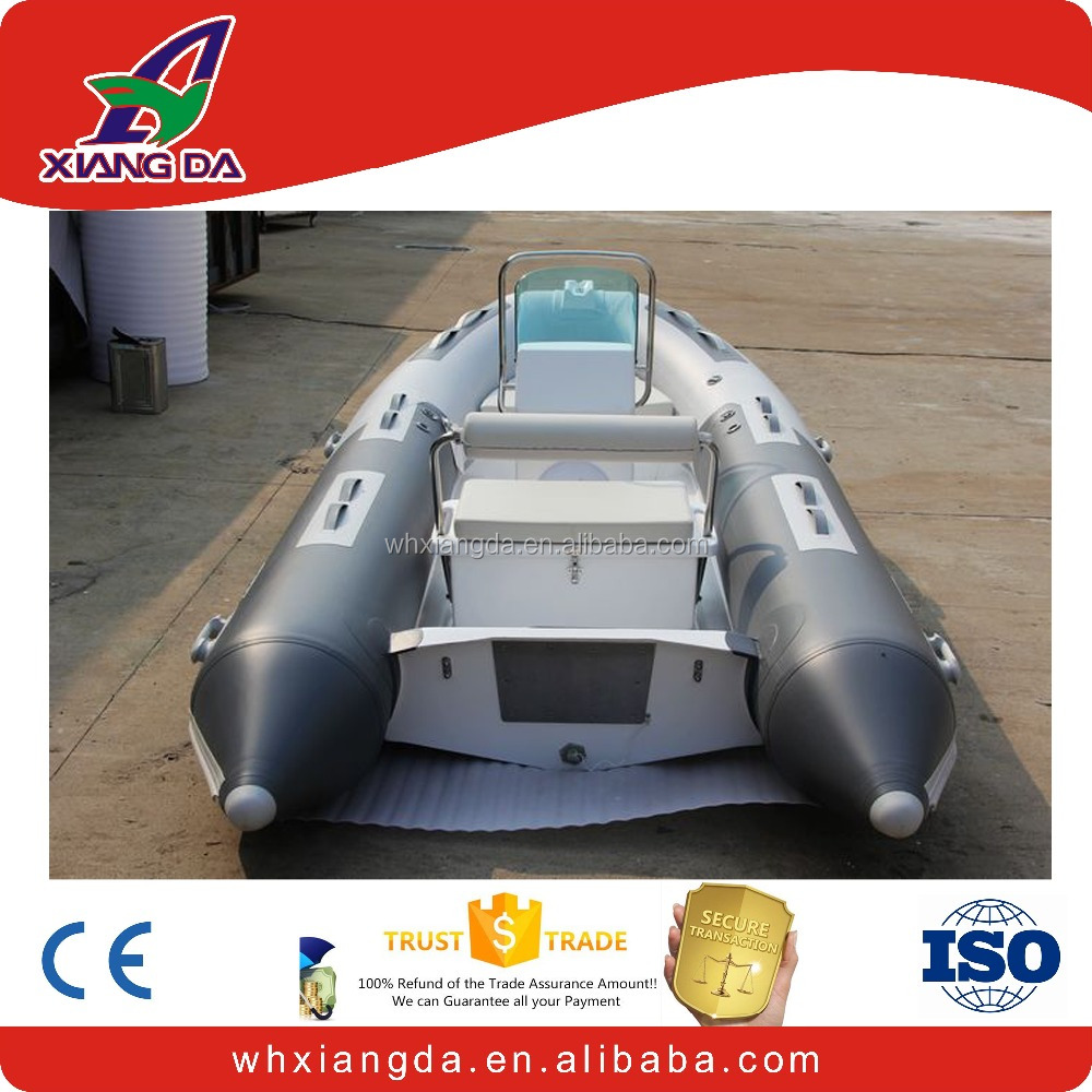 Inflatable rigid fiberglass row boats for sale