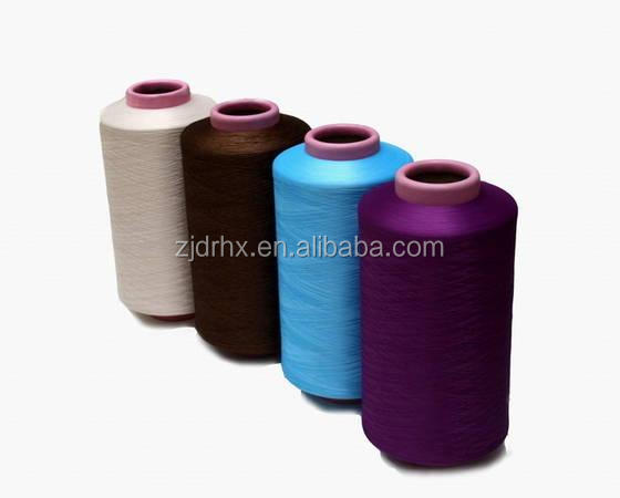 100% Polyester Material DTY Yarn