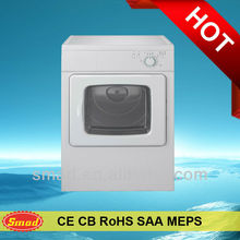 6KG SAA/MEPS Air tumble/condenser electric portable spin Clothes Dryer