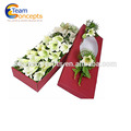 Custom Style Design Luxury Flower Gift Box