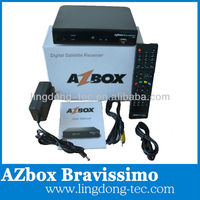 AZ Box Bravissimo has iks and sks with wifi full hd for nagra3