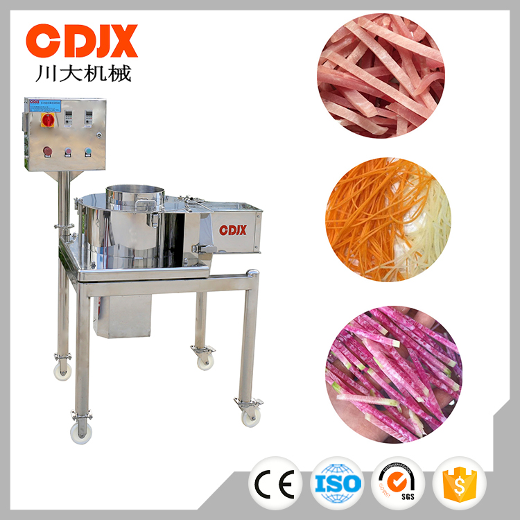 Top quality special designed vegetable and frozen meat slices cutter