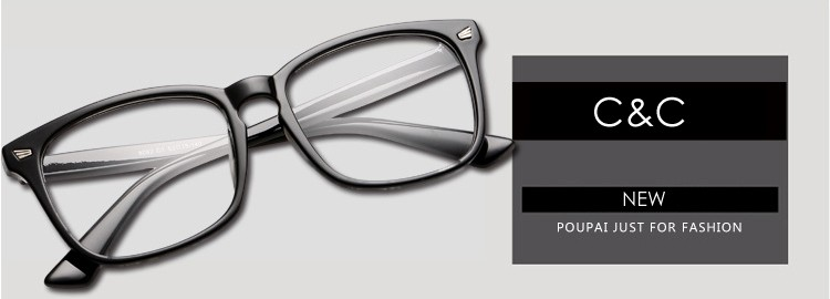Retro Clear Fashion Optical Glasses Frame Women Transparent Glasses Spectacle Frame Men Eyeglasses Eyewear Oculos de grau CC5084