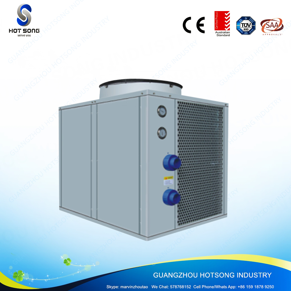 HS-92W/DY daikin scroll compressor dc inverter swimming pool air source heat pump