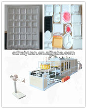 ps foam plastic container thermoforming machine