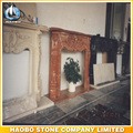 High quality cantera stone fireplace in Marble