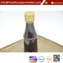 2017 NEW High standard black pepper chilli spicy sauce for beef in bottle