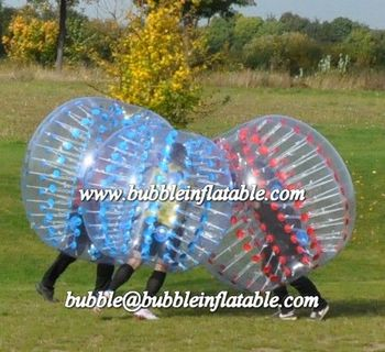 Loopy Ball, Bubble Football, Bumper Soccer Balls B1044