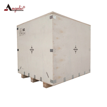 Heavy industrial Plywood crates wooden ,container storage box