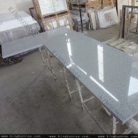 Artificial stone cultured marble reception counter