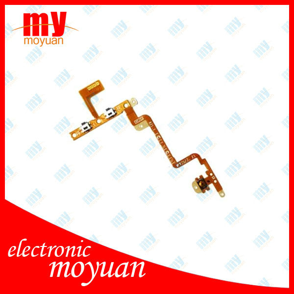 For ipod Touch 4 Volume power flex cable replacement switch button touch4