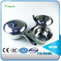Houseware stainless steel pot /stone cooking pot for cooking