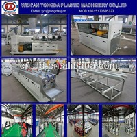 PVC twin pipe extrusion production line